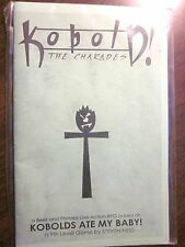 9th Level Games: 9LG9030 Kobold! The Charades - Stand Alone Live-Action RPG  New