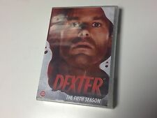 NEW TV DVD * DEXTER THE FIFTH SEASON *