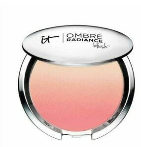 it Cosmetics Ombre Radiance Anti-Aging Brightening Powder Blush 💜 LOVE NIB