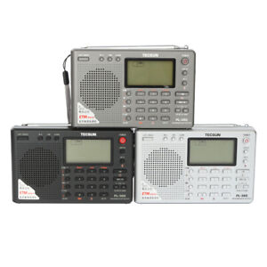 TECSUN PL-380 DSP ETM PLL World Band Radio << ENGLISH VERSION >>