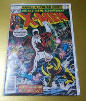 Marvel:📖The X-Men #109 Feb 1978. Claremont/Cockrum/Byrne BRONZE AGE NM- 9.2 KEY