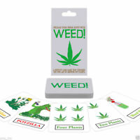 WEED - Party Playing Card Game
