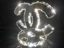 Modern Crystal Glass Jewel Table Lamp Bedroom Light Beside Creative Table Lamp