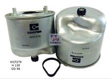 WESFIL FUEL FILTER FOR Volvo V40 1.6L D2 2013 02/13-on WCF279