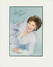 Signed Cards Television Uncertified Original TV Autographs