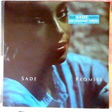 SADE LP PROMISE 1985 EUROPE VG++/EX