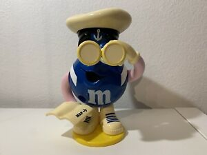 M&M Spender Matrose Seemann blau
