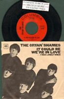 Cryan' Shames - It Could Be We're In Love Columbia 44191 Vinyl 45 rpm Record