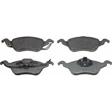 WAGNER MX816 Semi Metallic Disc Brake Pad Set Front fits FORD Focus 2000 - 2004