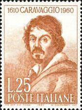 ITALIA REPUBBLICA 1960 Caravaggio MNH**