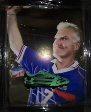 Signed Didier Deschamps Framed Football Boot World Cup France