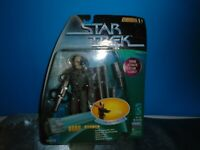 "STAR TREK WARP FACTOR GALACTIC GEAR  ""BORG"" ACTION FIGURE  1997"