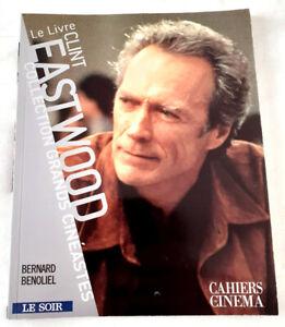Clint EASTWOOD (7/28) - Livre Cahiers du Cinéma - Env. 95 pages