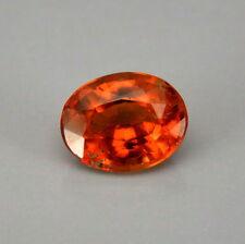 TOP HESSONITE : 2,28 Ct Natürlicher Hessonit Granat aus Ceylon