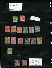 GREAT BRITAIN 1912 KING GEORGE V  cat # 151++  $130.oo   Lot GB -17