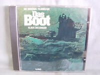 Das Boot- OST by Klaus Doldinger- WEA 1985- Made in Germany- lesen