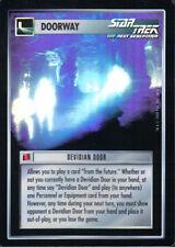 Star Trek Ccg Reflections Super Rare Devidian Porte