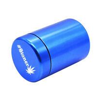 1 X Stash Jar Stoner Aluminum Airtight Smell Proof Container 73ml