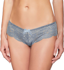 B.tempt'd by Wacoal Gray Ciao Bella Tanga Panty Underwear Women's Size 6M 60717