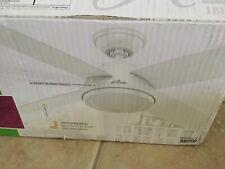 Hunter 59250 52 in. Dempsey Fresh White Ceiling Fan w/ Remote