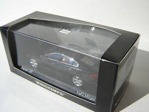 Jaguar XF Midnight , Minichamps édition limitée 1/43