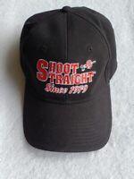 Shoot Straight Gun Range Firearms Logo Since 1979 Baseball Trucker Cap Hat