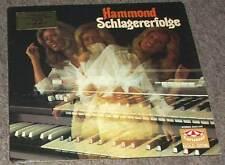 Hammond Schlagererfolge - 2LP nm