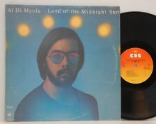 Al Di Meola           Land of the midnight sun             NM   # 61