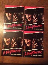 1989 A Nightmare On Elm Street Folder Freddy Krueger (4)
