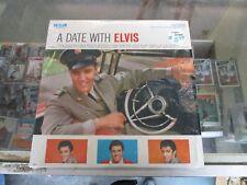 ELVIS PRESLEY 33 LP album A DATE WITH ELVIS LSP-2011(e) RCA w/Cello