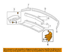HONDA OEM S2000 Stowage-Convertible/soft Top-Extension Panel Left 84551S2A010ZA