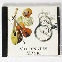 Millennium Magic (CD, 1999 Kindred Spirits) Mozart Vivaldi Verdi Strauss Debussy
