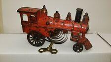 KENTON Antique Cast Iron Clockwork 100 Loco (Extremely Rare) circa 1902
