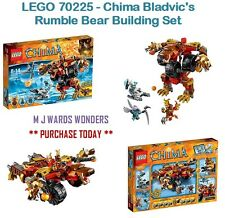 LEGO 70225-Chima bladvic'S Rumble Bear Set di costruzione