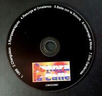 SONORA LA CALLE CD