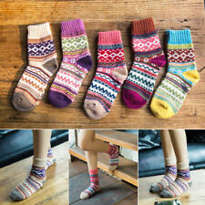 d0bde740ec3 1 Pairs Womens Thicken Thermal Wool Cashmere Casual Sports Winter Hiking  Socks