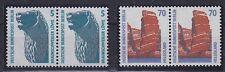Berlin Mi Nr. 863, 874 ** Paare, SWK Sehenswürdigkeiten 1990, postfrisch, MNH