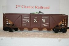 O Scale Trains Lionel Norfolk Western Hopper 9111
