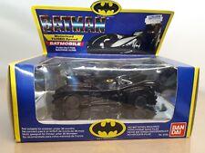 ♤ Batman 1989 BanDai Batmobile Bouton Poussoir Machine Guns motorisé Turbo