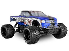 REDCAT RACING RAMPAGE XT RC TRUCK 1/5 SCALE GAS 2.4GHZ REMOTE CONTROL BLUE BODY