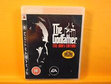 ps3 GODFATHER The Don's Edition Action Adventure Playstation PAL ENGLISH