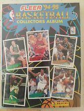 Album Panini NBA Basketball - FLEER 94-95 - Très bon état