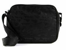 Gola Micro Redford Relay Umhängetasche Tasche Black / Black Schwarz Neu