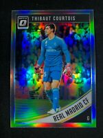 2018-19 Panini Donruss Optic Soccer Thibaut Courtois Real Madrid #32 Holo