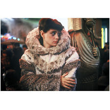 Blade Runner Sean Young as Rachael in fur coat arms crossed 8 x 10 Inch Photo