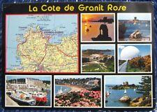 France La Cote de Granit Rose Multi-view - posted 1978