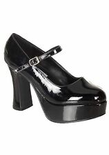 Patent Leather Mary Janes