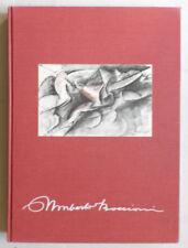 UMBERTO BOCCIONI - Incisioni e disegni - A cura di MAURIZIO CALVESI, 1973