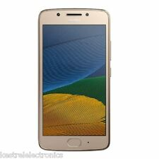 "Motorola Moto G5 Lunar Gold 5"" 16GB 4G Sim Free (Unlocked) PA600002GB"