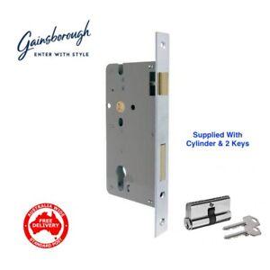 Gainsborough 755-60 Mortice Lock
